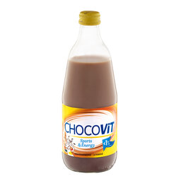 Chocolademelk | Gevitamineerd