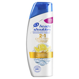 Shampooing 2in1 Citrus 270ml