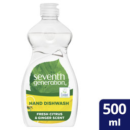 Afwasmiddel | Fresh Citrus and Ginger | 500 ml