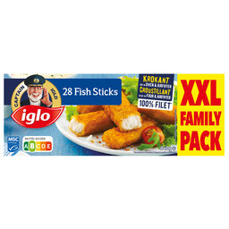Fish Sticks | 28 St | 840G