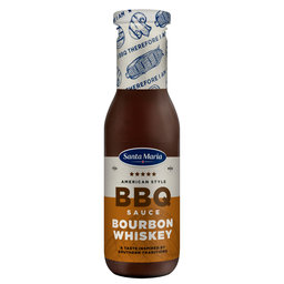 Saus | BBQ | Bourbon Whiskey