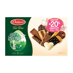 Koekjes | Tea Time | +20% gratis