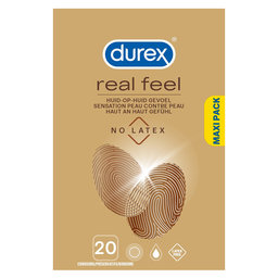 DUREX| Real Feel |20
