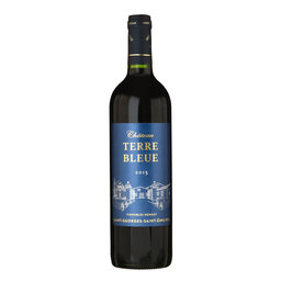Château Terre Bleue 2015 Rood
