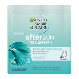 Tissue mask | After sun