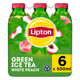 Green white peach | 6X0,5L