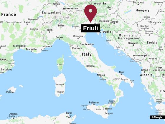 Friuli/Venezia Giulia