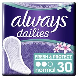 Inlegkruisjes | Fresh & Protect | Normal Fresh | Single Pack