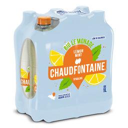 Limonade   Citroen   Munt   Bio