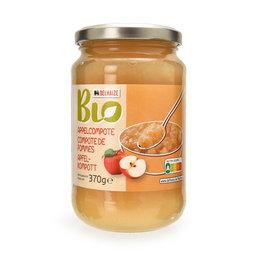 Compote | Pomme | Sucre de canne | Bio |Bocal