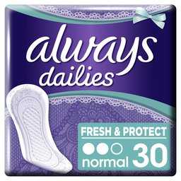 Inlegkruisjes | Normal | Fresh&Protect