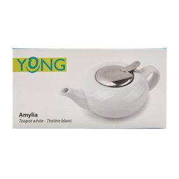 Théière   0.5L   blanc   Amylia
