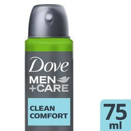 Compressed Spray Deodorant   Clean Comfort    75 ml