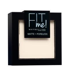 Poudre | Fit Me Matte & Poreless | 100 | Warm Ivory