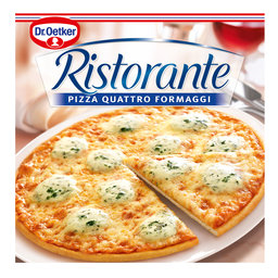 Pizza | 4 Formaggi | 4 Fromages