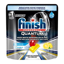 Tablettes | Lave-Vaisselle | Quantum Ultimate Lemon | 32T