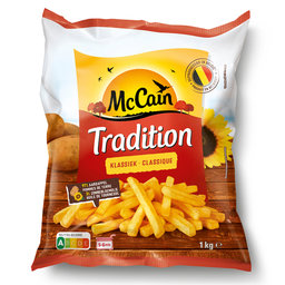 McCain|friteuse|frieten|Tradition|Klasisek|1kg