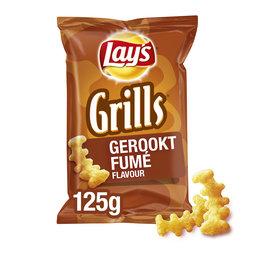 Chips | Gerookt