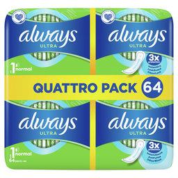 Serviettes Hygieniques   Ultra Normal QP