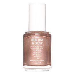 Soins Ongles Colorés | Treat Love & Color Metallics | 154 Keen on Sheen