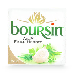 Fromage frais   Ail & Fines Herbes   150g