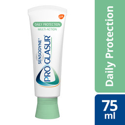 Dentifrice | Pro glasur | Multi-action | Daily protection