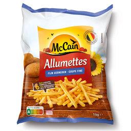 McCain|friteuse|frieten|Allumettes|1kg