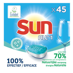 Tablettes lave-vaisselle   Deep Clean & Protect   45 Tabs