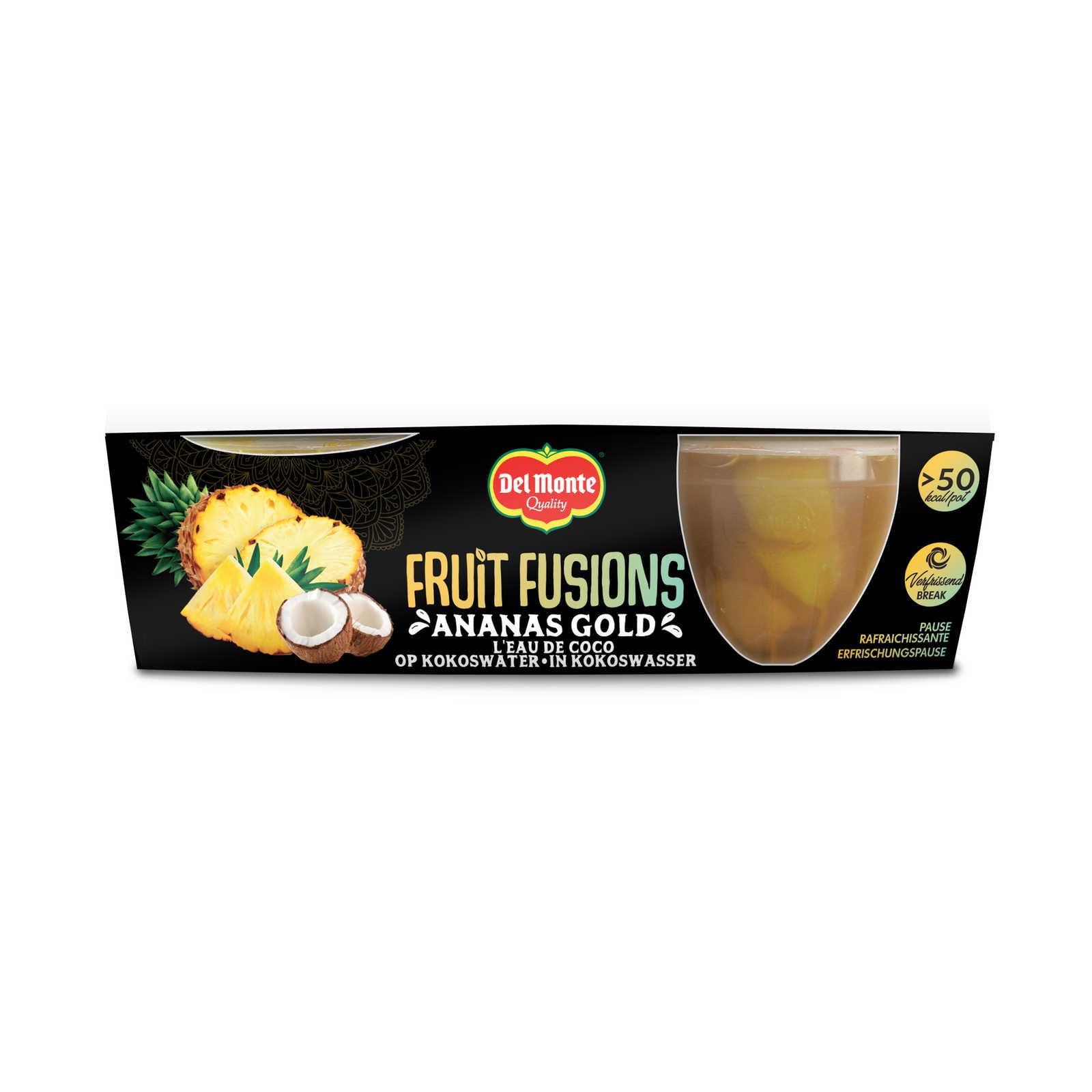 Del Monte-Fruit Fusions