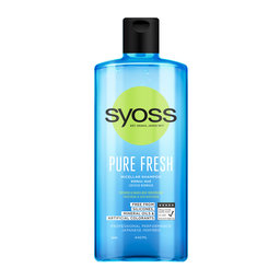 Syoss   Pure Fresh   Shampoing   440ml
