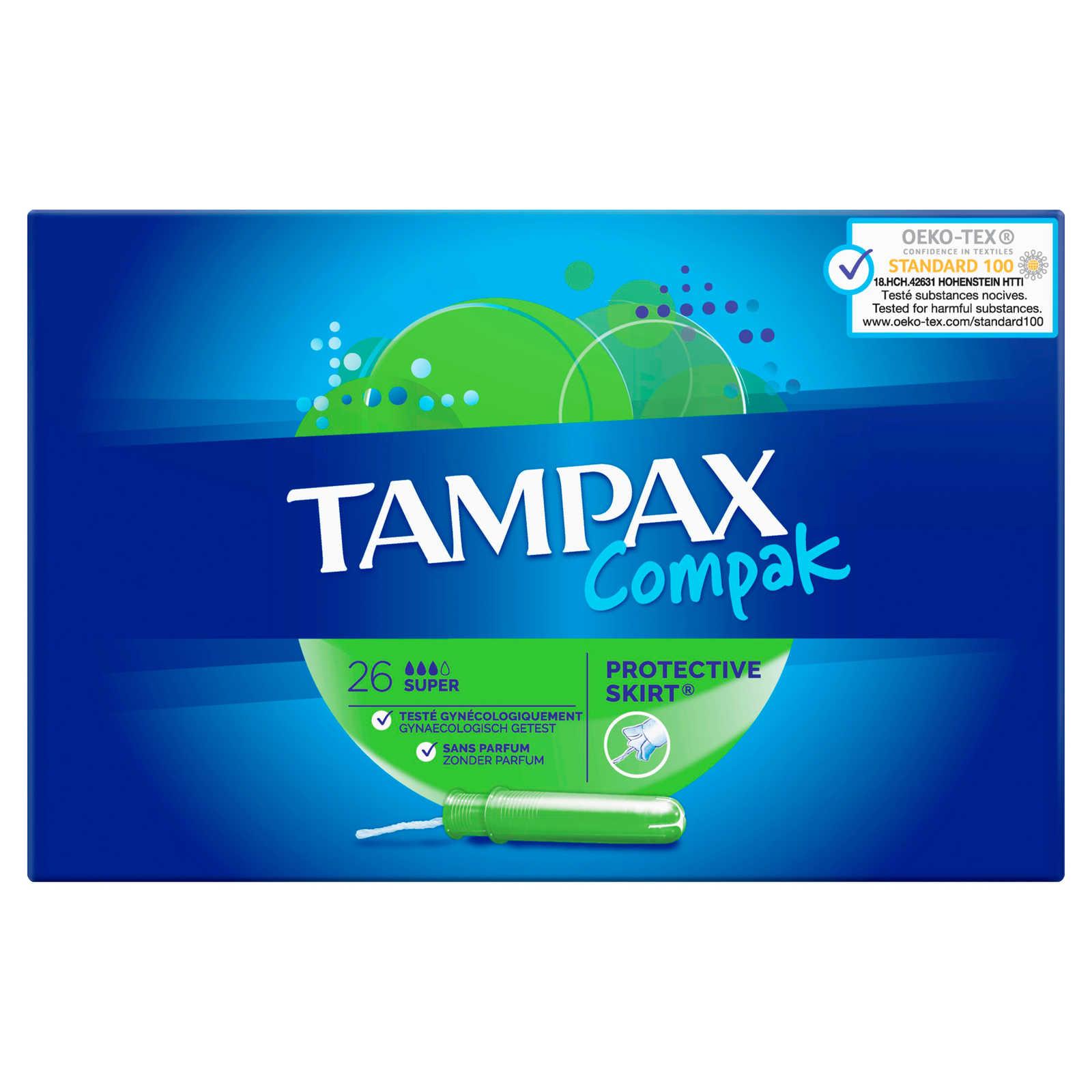 Tampax-Compak