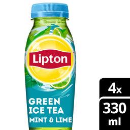 Ijsthee | Groene munt | Limoen