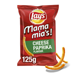Chips | Fromage-Paprika