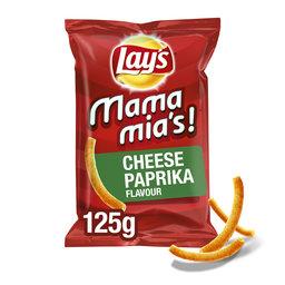 Chips | Kaas-Paprika