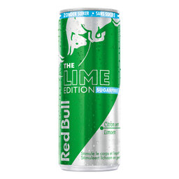 Energy drink | Sugar free | Cit vert | Canette