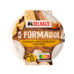 Sauce | 5 fromages