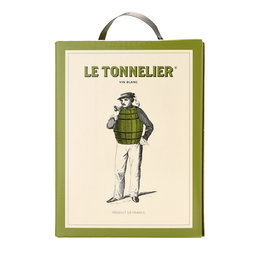 Le tonnelier wit 5l