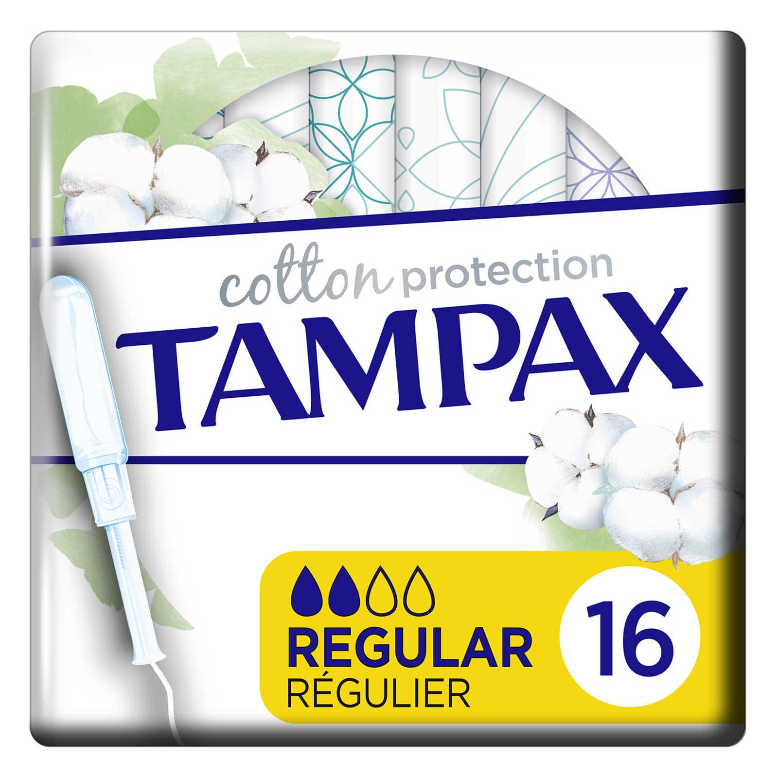 Tampax-Cotton Comfort