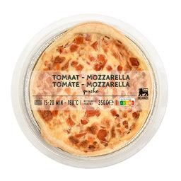 Quiche | Tomaat | Mozzarella