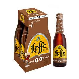 Bière brune | sans alcool