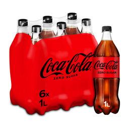 Cola   Zero   PET