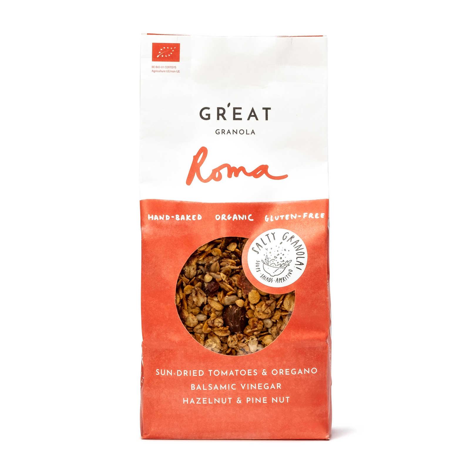 GREAT granola