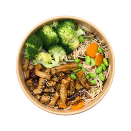Rice noodles | Chicken | No lactose