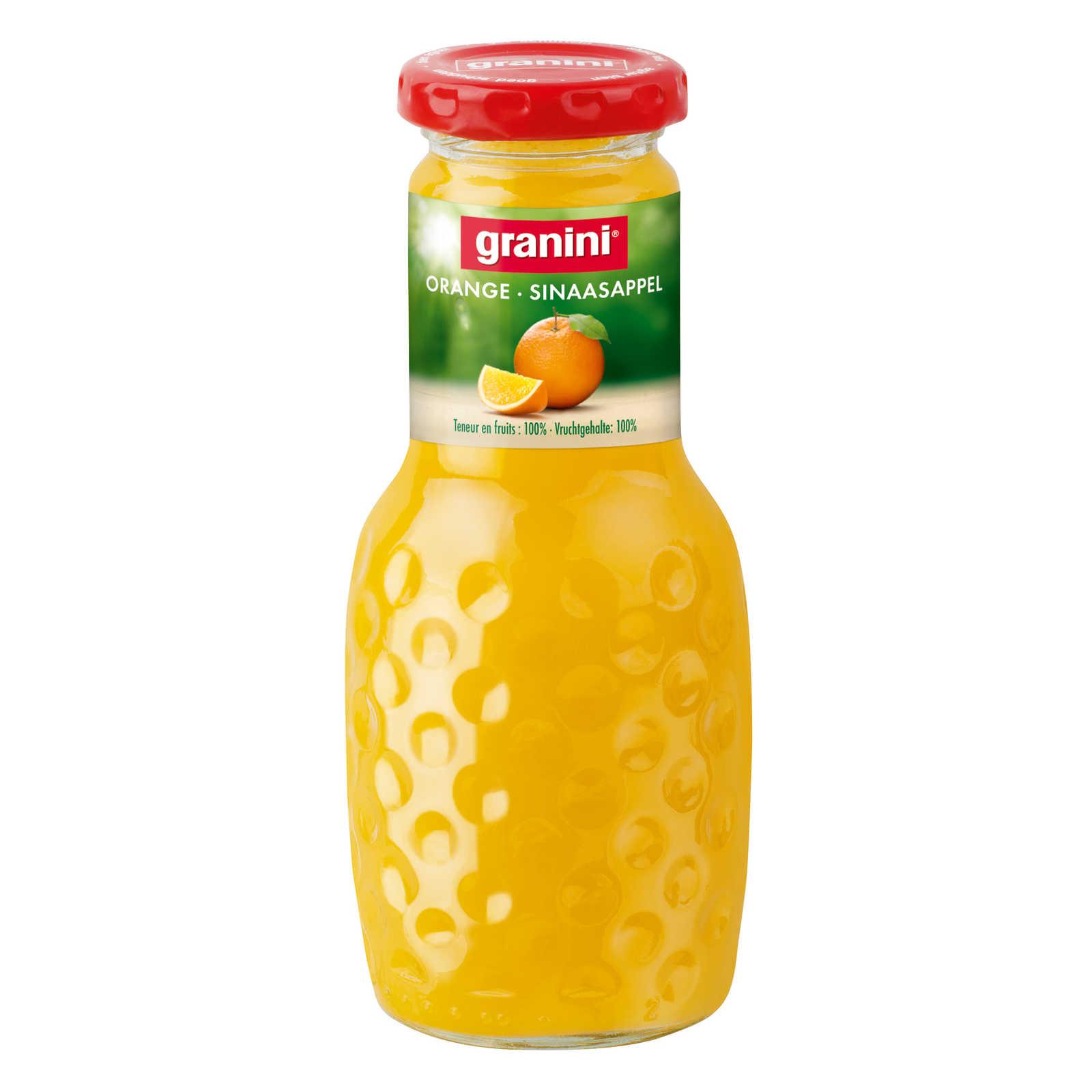 12X25cl   Orange