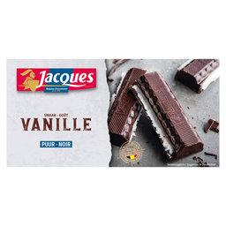 Chocolat | Noir-fourré vanille | Tablette