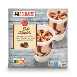 Ijsroom   Koffieroomijs   Coupe