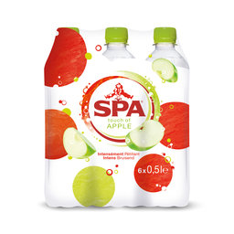 spa | apple | pet | 6x50cl