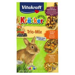 Crackers voor konijn