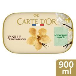 Glace | Vanille de Madagascar | 900 ml