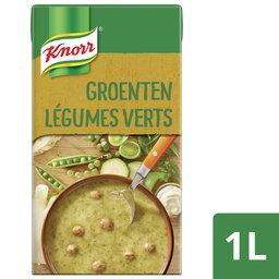 Soupe | de Légumes avec boulettes | Tetra